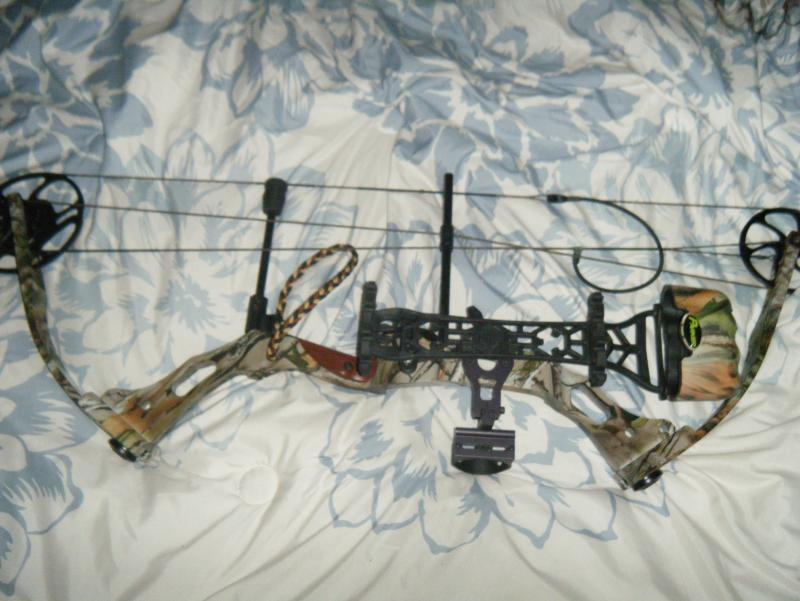 Sc Bill Of Sale >> Parker Eagle Compound Bow-2014 - Hunting Items For Sale ...