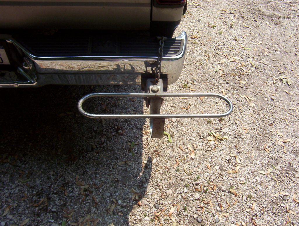 Best Used Truck >> Bumper mount Carrier for Motor cycle,Scooter,Dirt bike ...