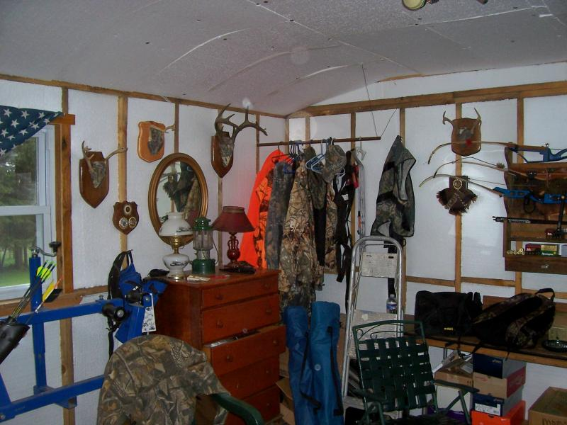 Hunting Man Cave Store : New man cave bow shop hunting york