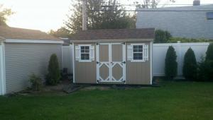 Any Ideas For Landscaping Around My New Shed Going To Do It This