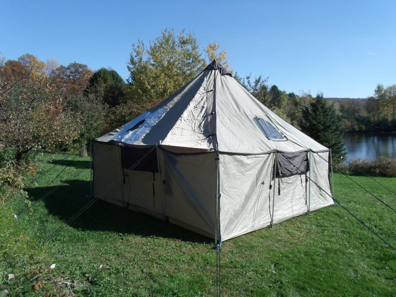 Cabelas Alaknak Tent With Woodstove Hunting Items For