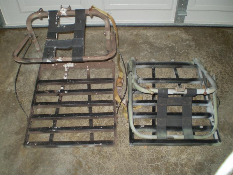 4 Tree Stands Loggy Bayou Strongbuilt Climbing Aid