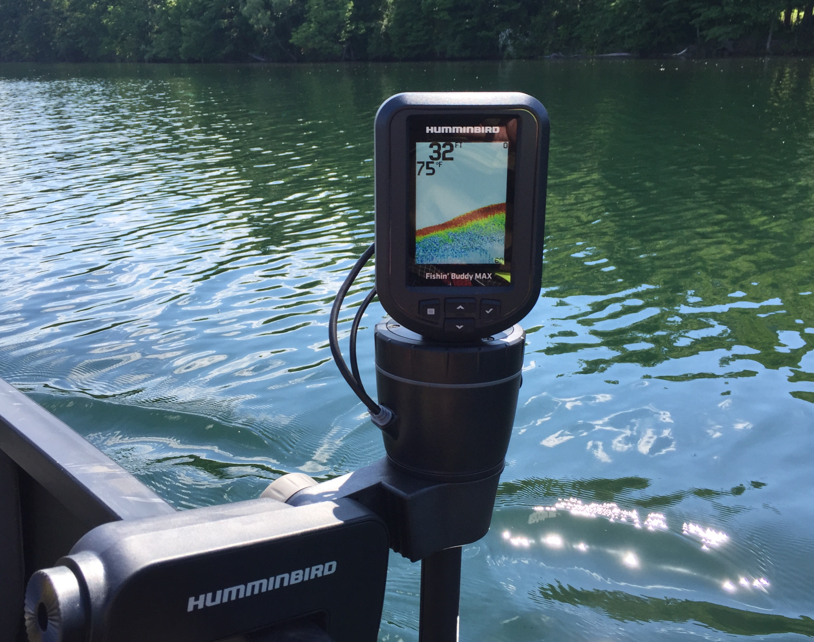 portable fish finder advice - fishing - hunting new york - ny, Fish Finder