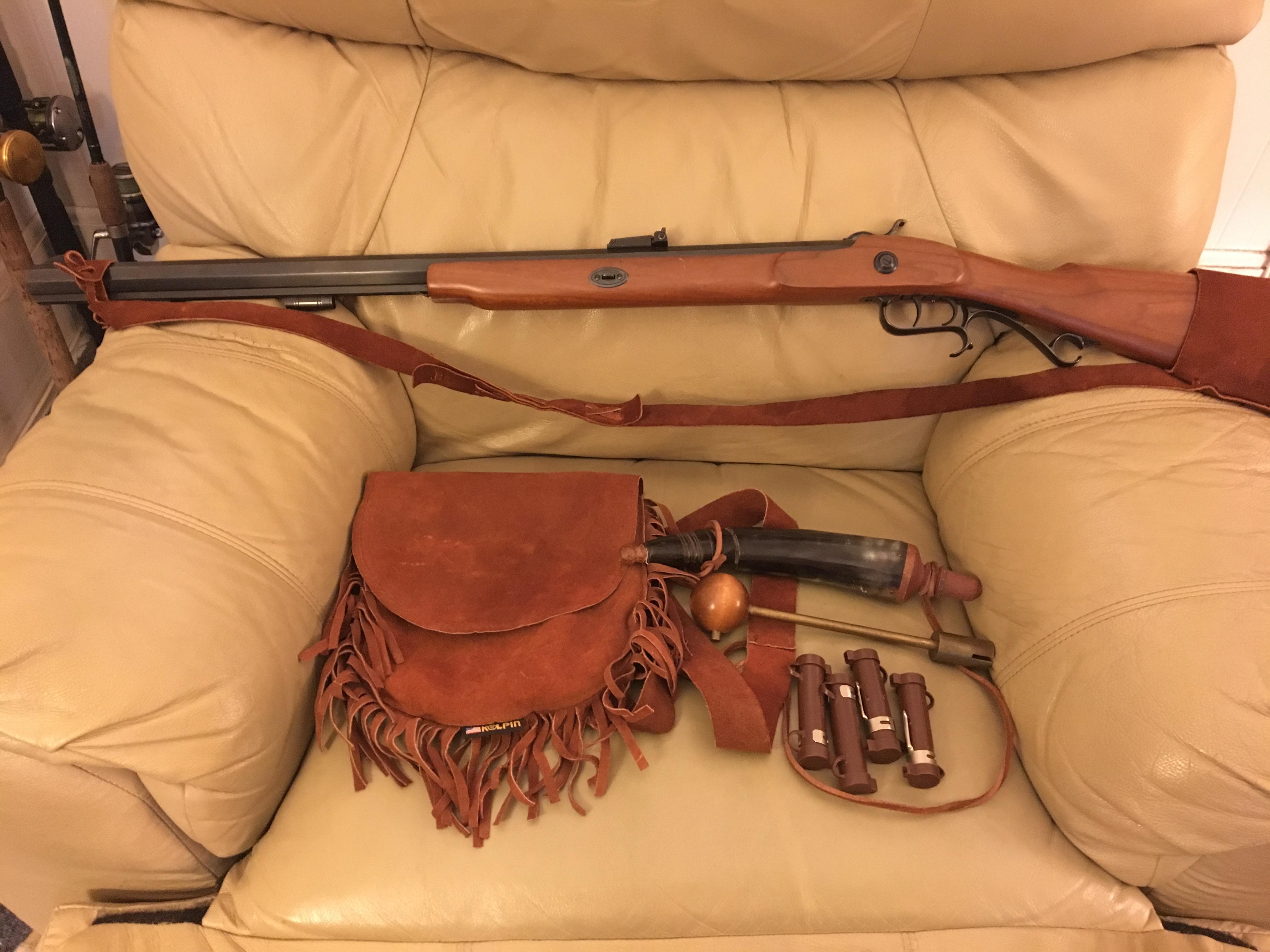 54 cal Hawkins - Muzzleloaders - Hunting New York - NY