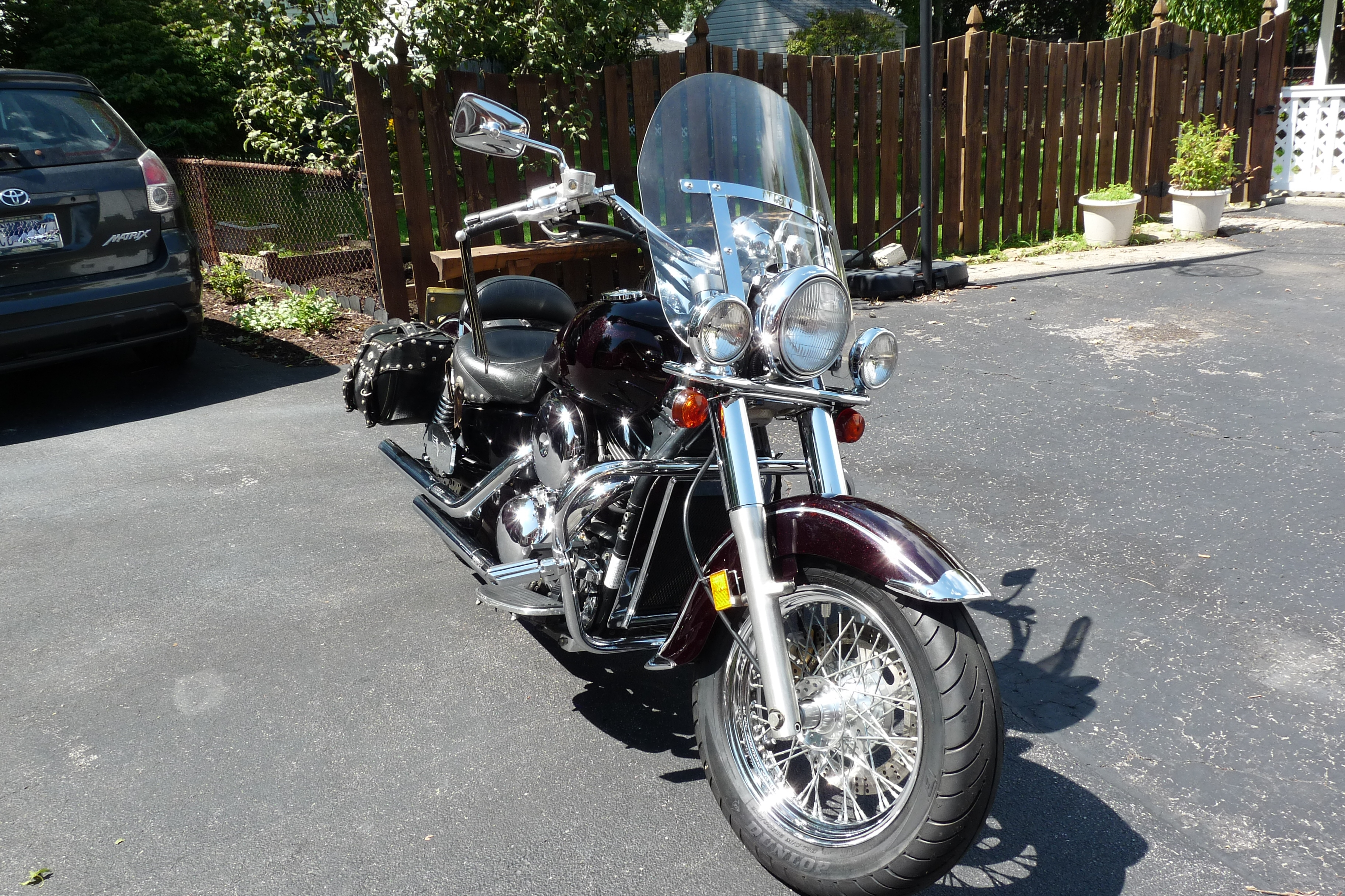 2003 Kawasaki Vulcan for sale - Non Hunting Items For Sale and Trade