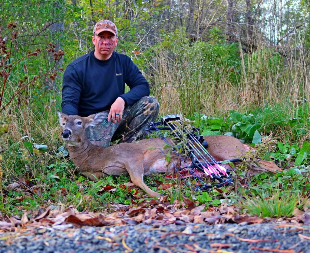 2018 HuntingNY Bow/Archery Harvest Thread - Bow Hunting