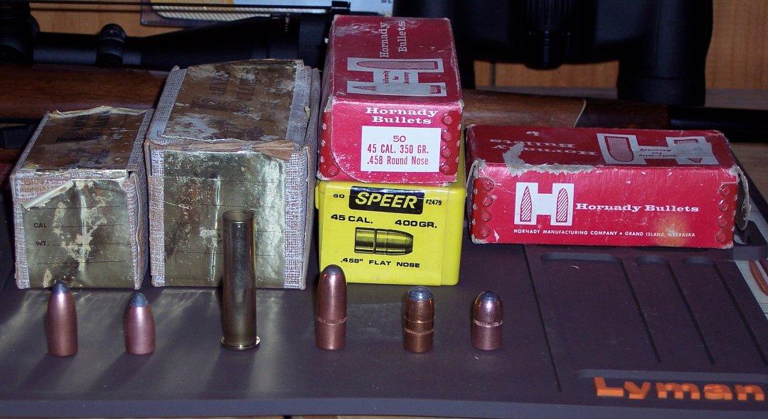 Buffalo Rifle - Rifle and Gun Hunting - Hunting New York - NY Empire