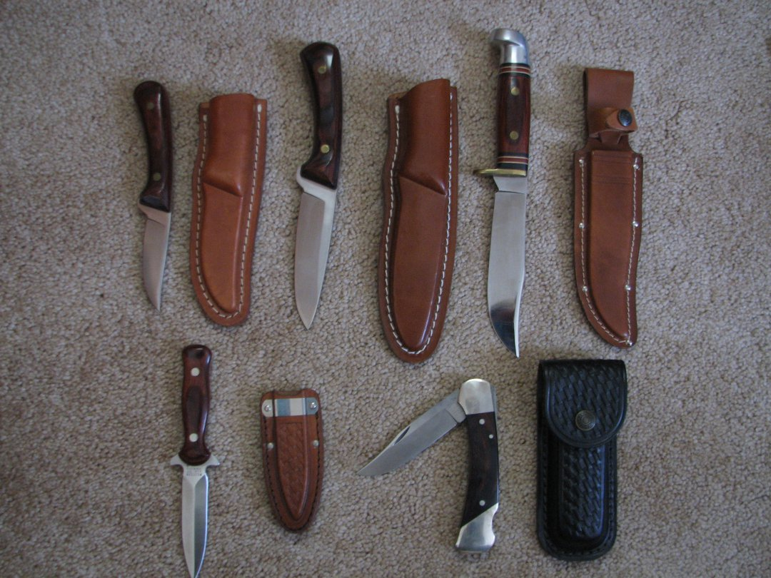 Western Knives - Hunting Items For Sale and Trade - Hunting