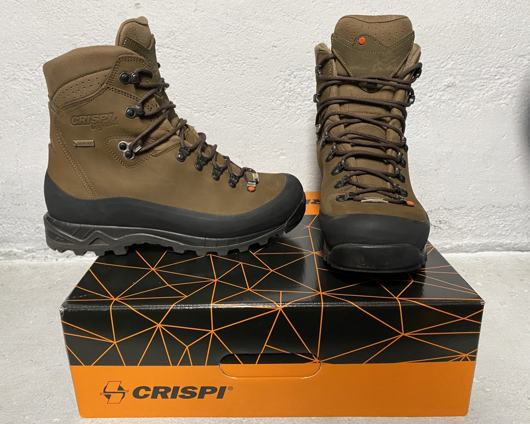 Crispi Nevada boots! Like new