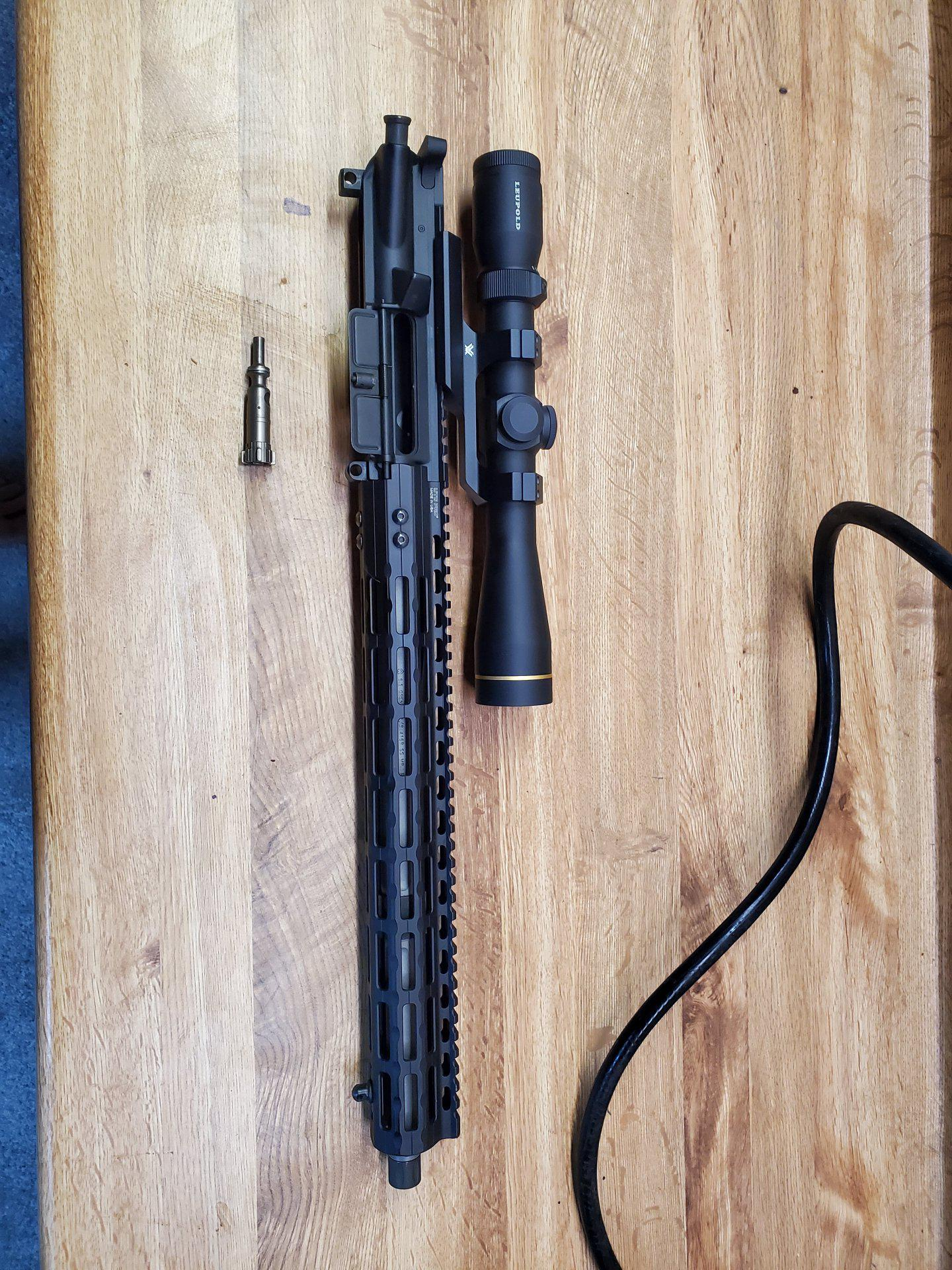 6.5 Grendel setup - Hunting Items For Sale and Trade ...